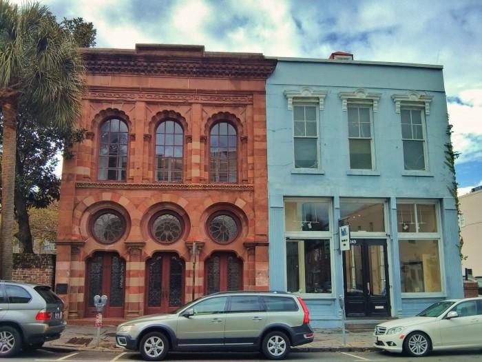 Moorish architecture in Charleston, SC