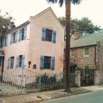 No matter what the size, all Charleston single houses have something in common.