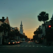 Charleston sunsets by themselves can be beautiful... add some wonderful colonial and antebellum buildings and it gets even better.