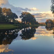 """This incredible scene can be found at Middleton Place, which traces its roots back to 1705. If you are visiting Charleston, it's """"a do not miss."""""""