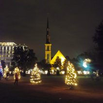 Merry Christmas to all from Glimpses of Charleston!