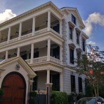 """This spectacular Italianate mansion on lower King Street hosted an event when Barack Obama first ran for president. After he won, he referenced it in his election night acceptance speech (""""From the porches of Charleston...""""). It also sold, at the time, for the highest price ever for a house on Charleston peninsula."""
