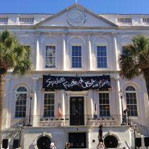 The Spoleto Festival USA is underway! Three of the most joyful weeks in Charleston each year.