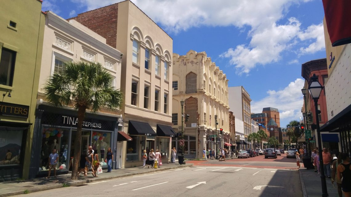 Named by US News & World Reports as one of the ten top shipping streets in the United States, King Street is a great place to shop, stroll and people-watch.