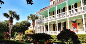 Just Another Charleston House And Garden
