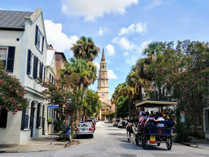 Does it get any more Charleston-y than this?