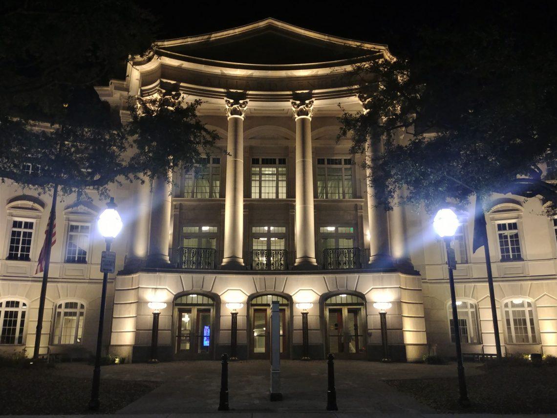 The Charleston Gaillard Center, named after former mayor J. Palmer Gaillard Jr., is one of the premier arts centers in Charleston.