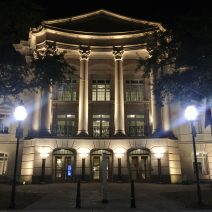 The Charleston Gaillard Center, named after former mayor J. Palmer Gaillard Jr., is one of the premier arts centers in Charleston.
