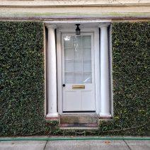 Charleston is full of wonderful doors. This one is on Bull Street.
